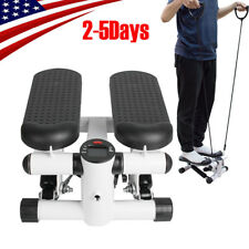 Multifunctional Stepper Exercise Machine Durable Equipment for home &office use