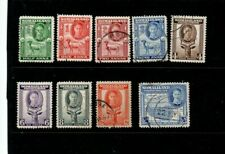 A Good Cat Value George VI Somaliland group to 3 Rupees