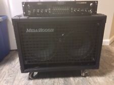 Mesa Boogie M 9 Carbine bass amp  system