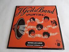 J Geils Band Showtime LP 1982 EMI Vinyl Record