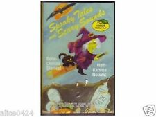 SPOOKY TALES AND SCARY SOUNDS HALLOWEEN CASSETTE TAPE NEW SEALED FREE Ship
