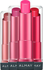 Almay Smart Shade Butter Kiss Lipstick ~ Choose from 12 Shades ~ New And Sealed