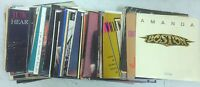 "Lot of 50 Empty Picture Sleeve Only Lot 45 rpm 7"" No Records Craft Decoration"