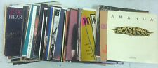 "Lot of 100 Empty Picture Sleeve Only Lot 45 rpm 7"" No Records Craft Decoration"