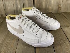 Nike Woman Blazer Mid '77 Size 6.5 Grey/white DD3810-991