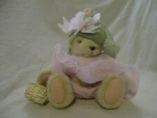 Muffy Vanderbear Easter 1982 collectible stuffed bear 6""