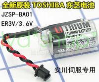NEW for Toshiba ER3V 3.6V PLC Battery With Plug