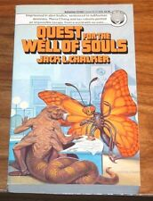JACK L.CHALKER Quest For The Well Of Souls *FINE L/N* SAGA OF THE WELL WORLD #3