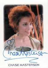 Women Star Trek 2010 Chase Masterson as Leeta Auto Card