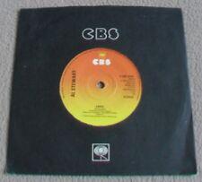 AL STEWART - CAROL vinyl single record S CBS 3254 - VGC