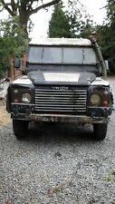 Land Rover 90 SERIES ROVER 3.5 V8 OFF ROAD 4X4 TRACK CAR HOT ROD HYBRID Project