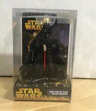 Star Wars Darth Vader Hand-Crafted Glass Kurt S. Adler Holiday Ornament