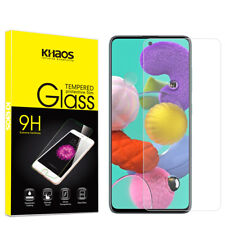 Khaos For Samsung Galaxy A51 Tempered Glass Screen Protector
