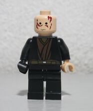 Anakin Skywalker Injured 7251 Darth Vader Transform Star Wars LEGO Minifigure