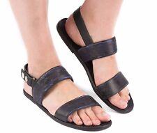 NEW!  €200 DIESEL Women's SA-NDYL Leather Slingback Sandal Shoes Size 39