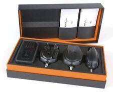 Fox Micron RX + 3 Rod alarme Set Nouveau Pêche à La Carpe alarmes-CEI157