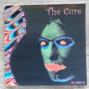 THE CURE - Conquer America - CD - Live 86 Washington et New York