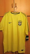 New,NIKE Brasilien Brazil 2014,Training XL Trikot,player,Bresil maillot,camiseta