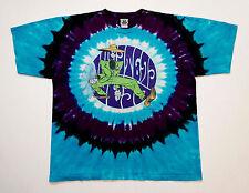 Grateful Dead Shirt T Shirt Shakedown Street Invisible Man Tie Dye GDP 2003 XL