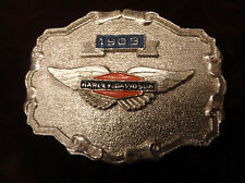 HARLEY WING-1903 BELT BUCKLE