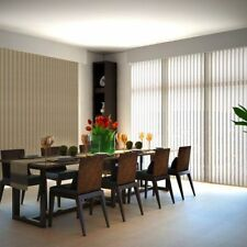 Vertical blinds (Premium Blockout) Custom Made! Noble Blinds