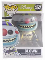 New Funko Pop Disney The Nightmare Before Christmas Clown #452 New In Hand