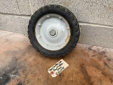 TROY BILT LEAF VAC CHIPPER Front Wheel WIDE 8.25x2.75