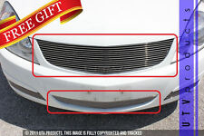 GTG 2007 - 2009 Saturn Aura 2PC Polished Replacement Combo Billet Grille Kit