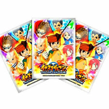 TAKARA TOMY INAZUMA ELEVEN TRADING CARD GAME 42PCS CARD PROTECTION IE37730