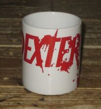 Dexter Morgan Michael C. Hall Logo Blood MUG