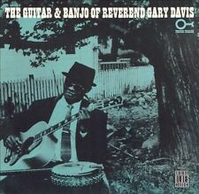 NEW The Guitar & Banjo Of Reverend (Audio CD)