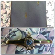 41 Commando Marines (Crest) Tie Set HQ 3 CDO With RM Tie Bar (yellow dag)