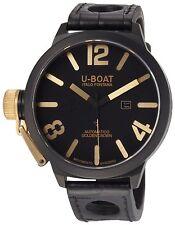U-Boat Classico 1215 Black Automatic 53mm watch 18K Gold crown RRP: $11650