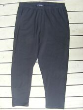 Rockmans CHARCOAL GREY Leggings 7/8 LENGTH Pants.Size S-12. NEW
