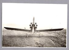 VICKERS JOCKEY ORIGINAL VINTAGE MANUFACTURERS PHOTO RAF ROYAL AIR FORCE