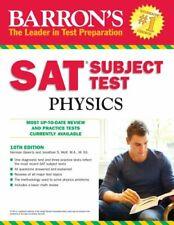 Barron's SAT Subject Test Physics by Gerwitz, Herman