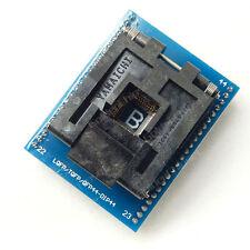 TQFP44 to DIP44 /LQFP44 to DIP44 Adapter Socket for RT809H & TNM5000 Programmer