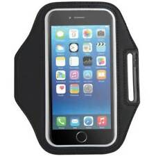 Black Mobile Phone Armbands for Apple