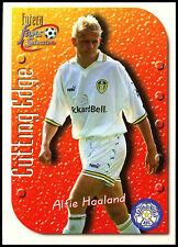 Alfie Haaland Leeds United #9 Futera 1999 Football Trade Card (C346)