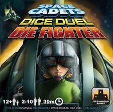 SPACE CADETS DICE DUEL DIE FIGHTER GAME BRAND NEW & SEALED CHEAP!!