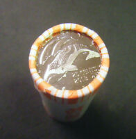 2013 Canada 100th Anniversary of Arctic Expedition quarter 25 cent coin Roll 25c
