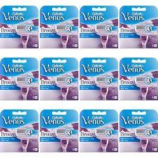 Gillette Venus brisa 2 en 1 gel de afeitar barras 4 cartuchos