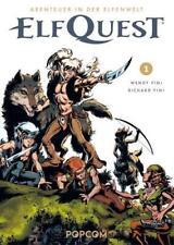 ElfQuest - Abenteuer in der Elfenwelt 01 von Richard Pini und Wendy Pini (2015, Gebundene Ausgabe)