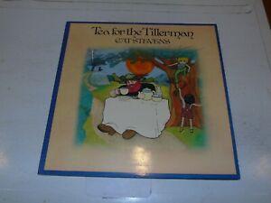CAT STEVENS - Tea For The Tillerman - 1977 UK 11-track Island label vinyl LP