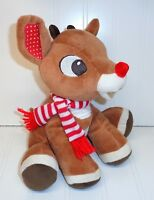 2014 Kids Preferred Plush Rudolph The Red Nosed Reindeer Baby Toy