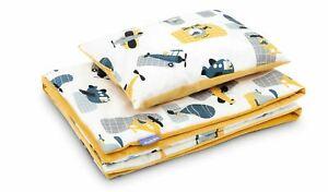 Baby Bedding Set For Cradles Baby Strollers Blanket With Pillow Little Travelers