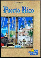 Puerto Rico Rio Grande Games Andreas Seyfarth Complete