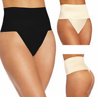 SEAMLESS THONG Body Shaper Waist Slimming Shapewear Tummy Control Girdle Briefs