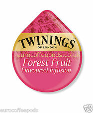 48 x Tassimo Twinings Fruit of Forest Tea T-disc (Sold Loose)