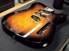 2012 Fender American Telecaster Alder BODY Sunburst USA Tele Electric Guitar